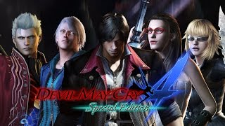 Devil May Cry 4 Special Edition Gameplay   GTX 550Ti