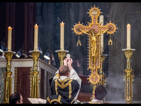 Coming Out of Egypt Again: Manna of the Blessed Sacrament