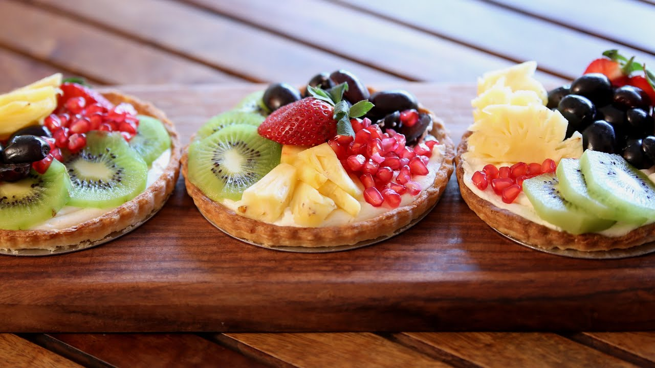 healthy fresh fruit tart recipe is corn a fruit