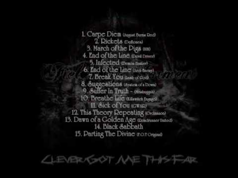 Fields of Torment - Clever got me This Far Cover CD
