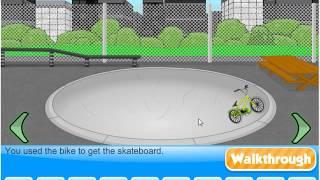 Escape Skate Park Walkthrough Video