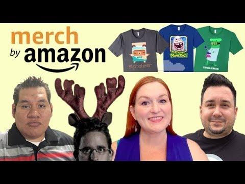 Merch Talk - Merch Q & A - Merch by Amazon - What is POD Make Money Selling Shirts Print On Demand