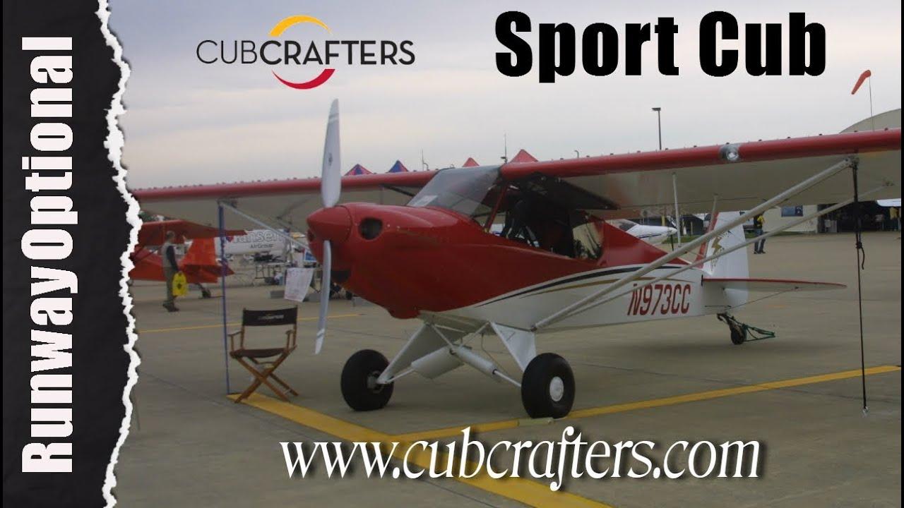Sport Cub, Cubcrafters Sport Cub light sport aircraft