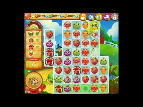 Farm Heroes Saga Level 1657