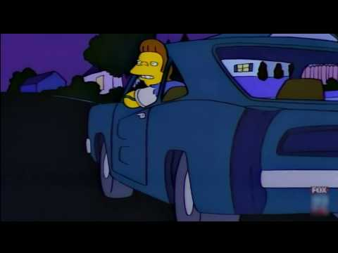 The Simpsons - Searching For A Hatless Suspect