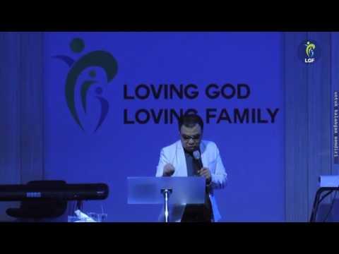 Pdt. Antony Chang - Forgiveness  (LGF Pluit, 26 Februari 2017 - 10.30)