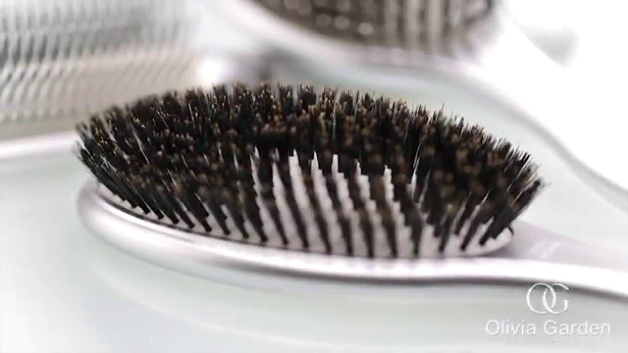 kefa na vlasy olivia garden ceramic ion supreme combo 245 x 75 mm - Olivia Garden