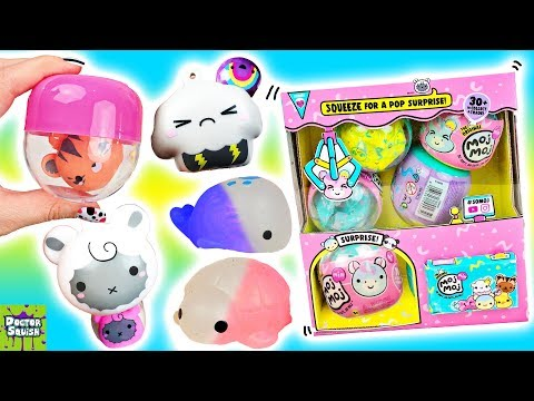 Slime And Squishy Mystery Bag 2019 Doctor Squish Ontrailer