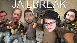 JAİL'İN KRALI! - CS:GO JAİLBREAK