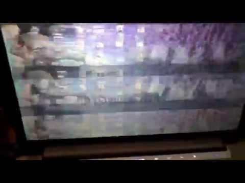 Rayas horizontales en la pantalla de mi laptop solucion y - Rayas horizontales ...