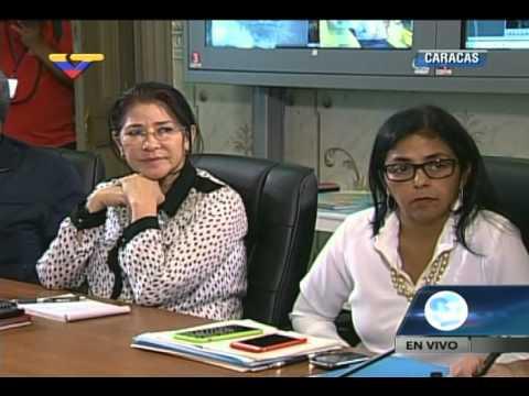 Presidente Maduro desde Puesto de Comando Presidencial, responde a Santos, 9 sept 2015