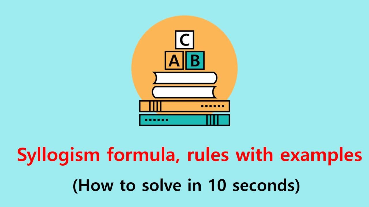 Download syllogism formula rules with examples pooptronica