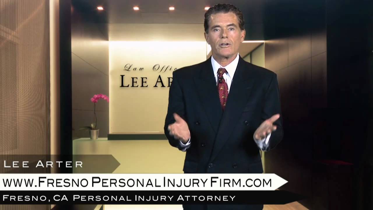Fresno Personal Injury Attorney Contingency Fees - YouTube