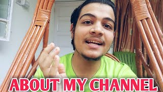 About My Channel | What Is Neon Man 360? - Its Meaning & Introduction - Explained | Neon Man Vlogs |