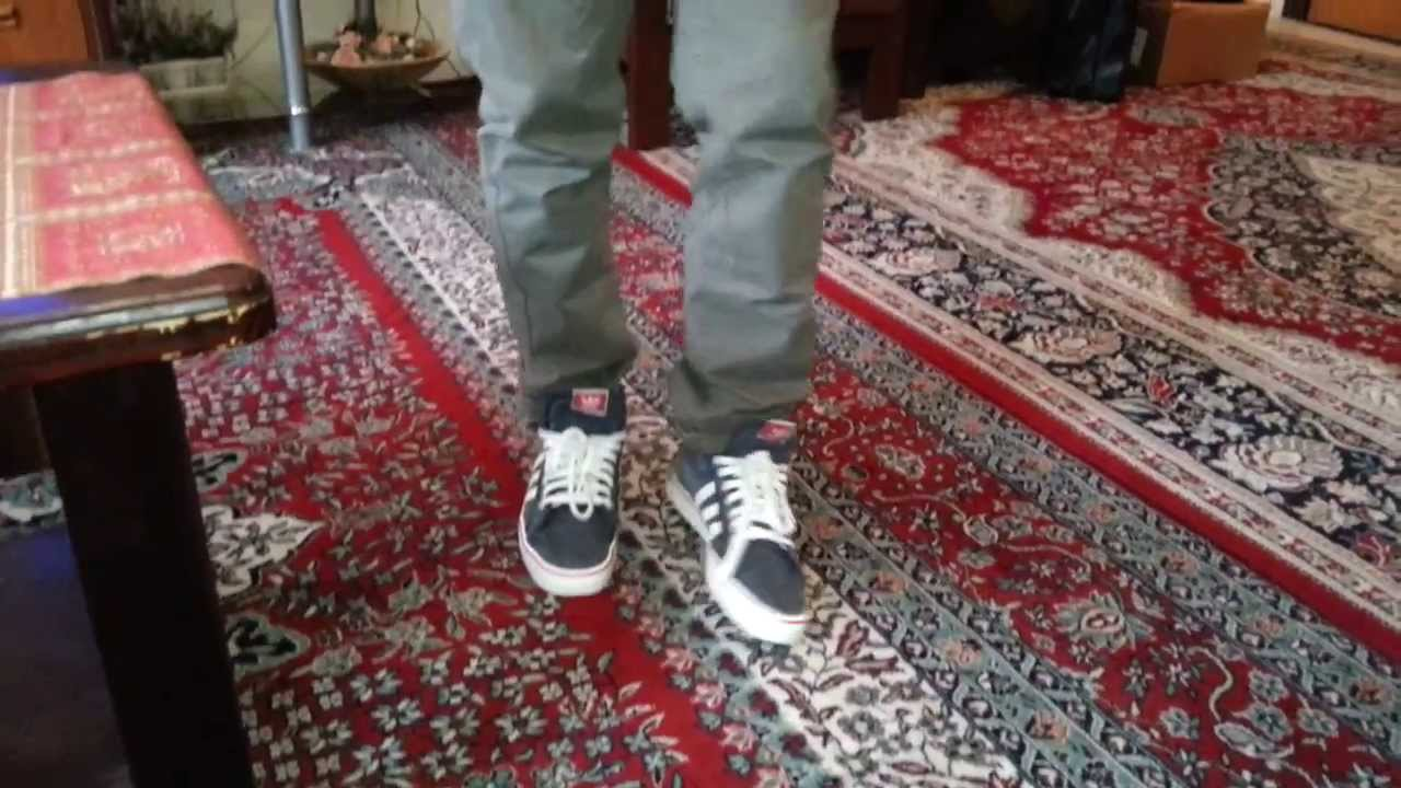 Adidas Originals Nizza alto alto alto YouTube 224a24