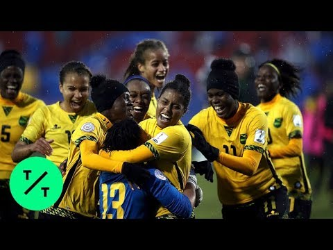 the best attitude c0510 5155e FIFA Women's World Cup 2019: How Jamaica Became the First Caribbean Country  to Qualify