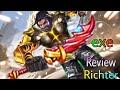 Richter.exe - Review Combo + Trang Bị + Phù Hiệu + Bảng Ngọc Richter Mùa 19