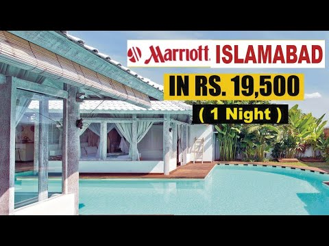 Marriott Hotel Islamabad Complete review.A day well spend in Marriott Islamabad. English Subtitles.