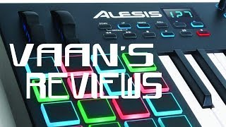 The Alesis VI25! Vaan's Reviews