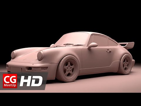 """CGI & VFX Breakdown HD: """"Making of Legend 964"""" by Djordje Ilic"""