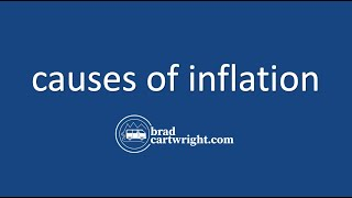 Low and Stable Rate of Inflation Unit:  Causes of Inflation
