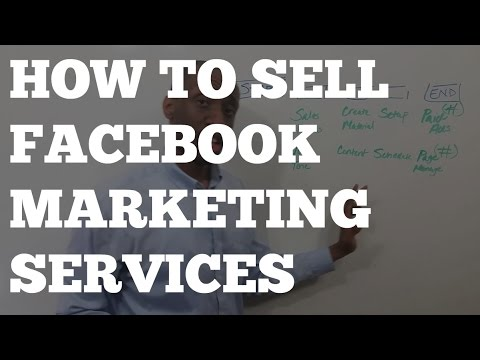 Digital Marketing Consulting | How to Sell Facebook Marketing Services