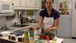 Your Health Matters - Cooking for One