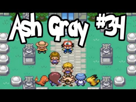 Pokemon Ash Gray Part 34  THE GOONS!!  YouTube