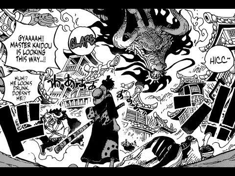 Namun itu bukan berarti ia terluka parah. Finally Luffy Vs Kaido Greatness One Piece Chapter 923 Manganerdigan Live Reaction Youtube