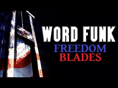 Word Funk #155: Freedom Blades