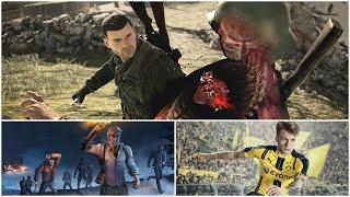 Адский трэш выходит на PS4, Дикая Восьмёрка выйдет в феврале | Игровые новости