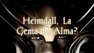 ¿Heimdall es la gema del alma en Avengers: Infinity War?
