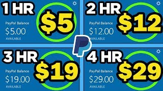 Watch Ads and Earn! QUICK & EASY PayPal Money!