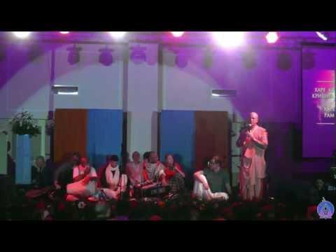 Awakening The Soul, Kirtan Mela, Atakent Park Hotel, Almaty, 06.02.2015