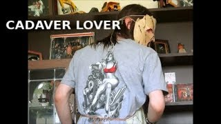 CADAVER LoVER vocal cover! LoRdi - Scare Force One 2014