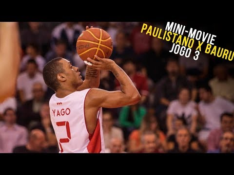 Mini-Movie: Paulistano x Bauru - Semifinais Jogo 3