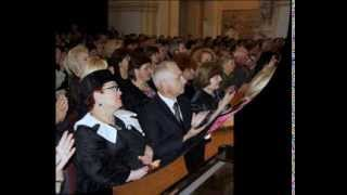 30 летие концертного зала Софийского собора в Полоцке(Официальный сайт Софийского собора в Полоцке: http://sophia.polotsk.museum.by Впервые в Софийском соборе зазвучала музык..., 2013-06-11T09:05:36.000Z)