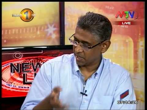 News Line MTV 10th September 2015