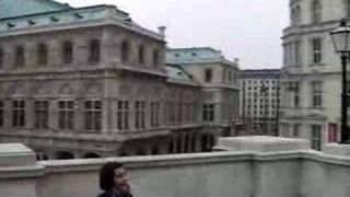 Vienna - View from Albertina Museum