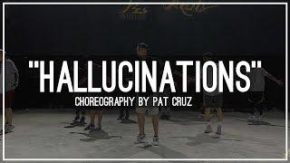 "Pat Cruz ""Hallucinations"" | ARENA KAMP"