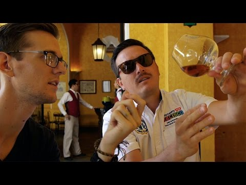 THE $1,500 JOSE CUERVO TEQUILA! 🇲🇽 - travel couple vlog #316