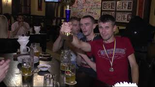 Награждение 5 турнира BEST LIGA по мини футболу