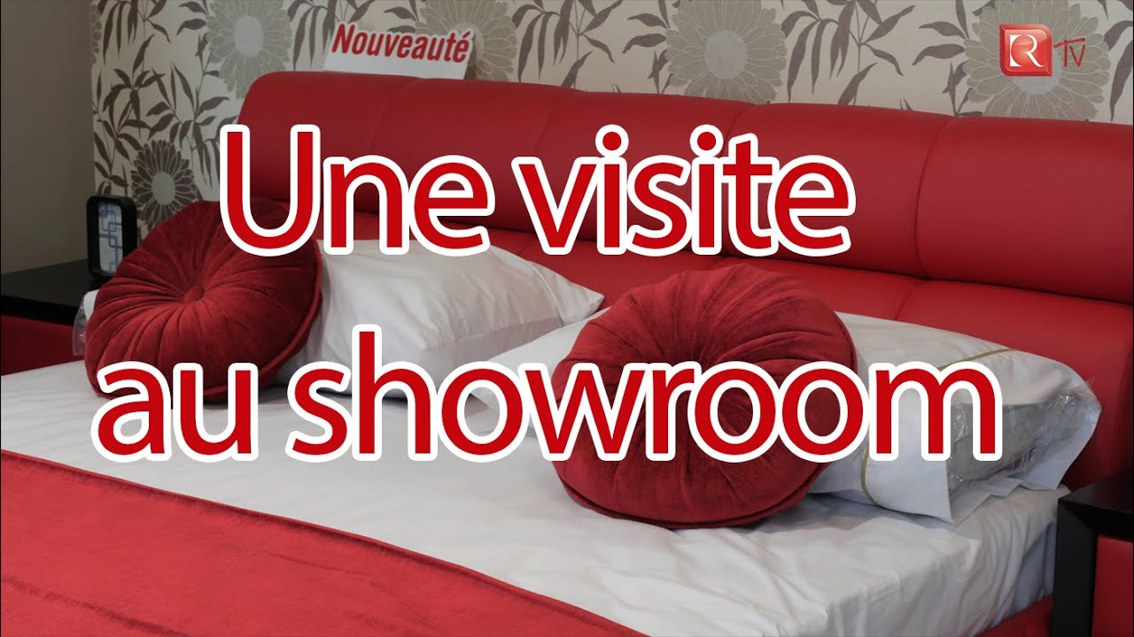 Richbond TV - Une visite au showroom