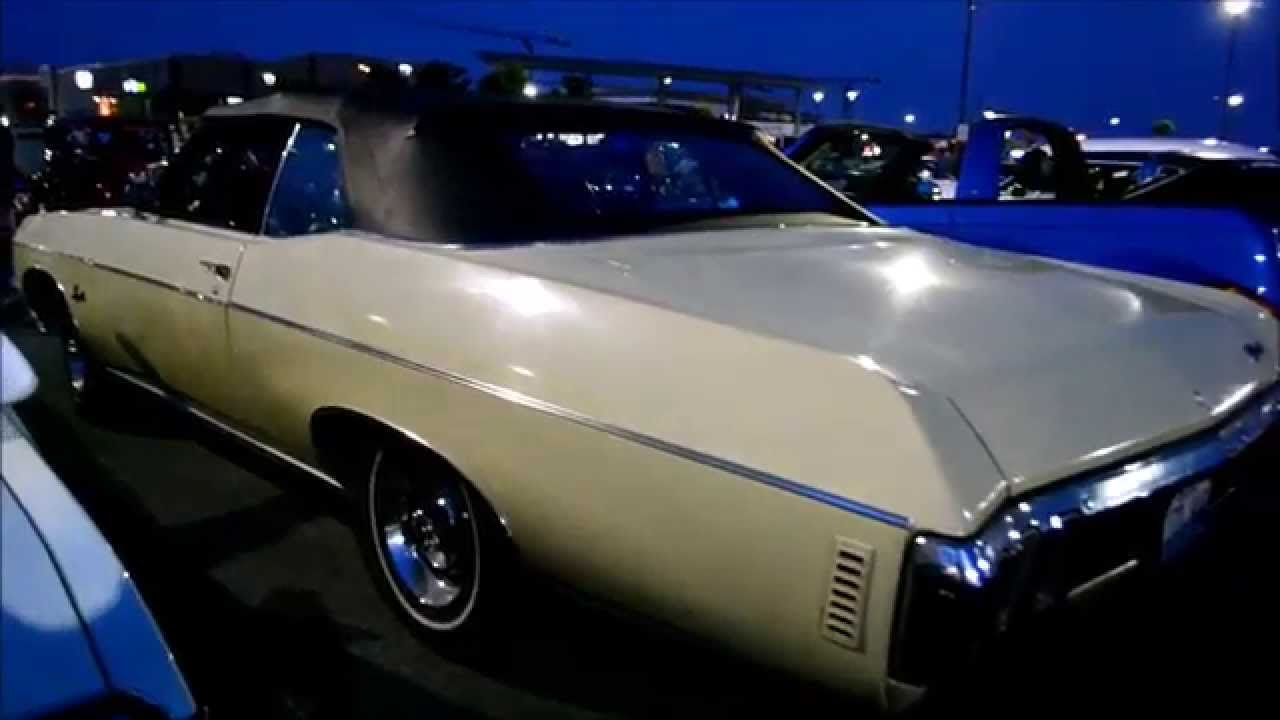 Quick look at a 1970 chevy impala convertible youtube sciox Images