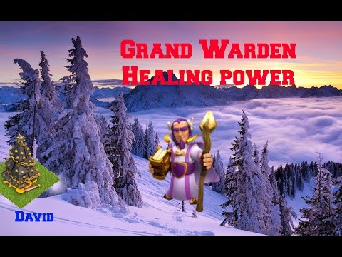 Clash of Clans-Grand Warden Ability, Does it work?