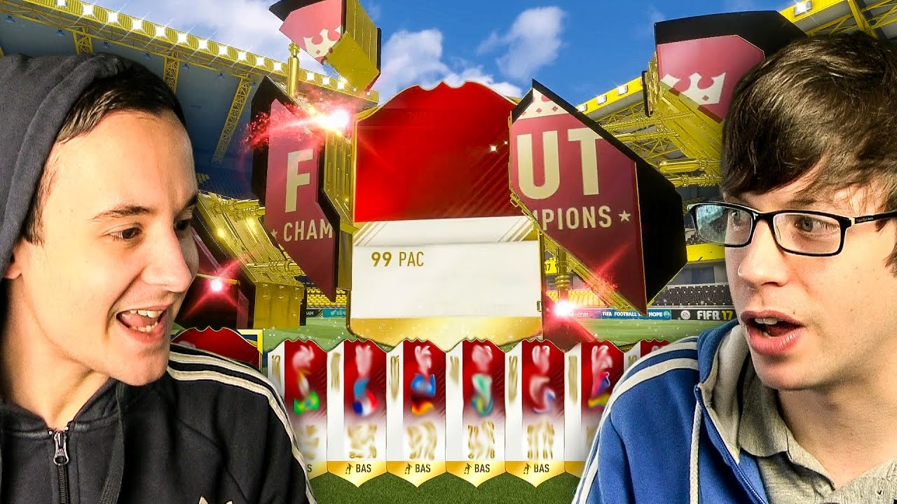 OMFG ELITE 1 REWARDS!!! - FIFA 17 FUT CHAMPIONS ELITE MONTHLY