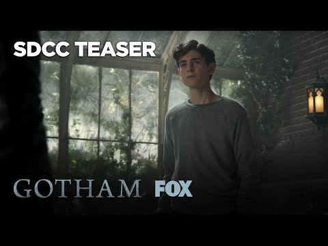 Comic-Con 2017: Gotham Sizzle Reel   GOTHAM