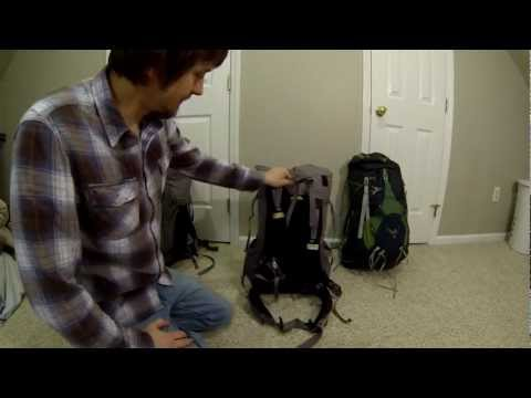 Gear Review: GoLite Jam 50 Backpack