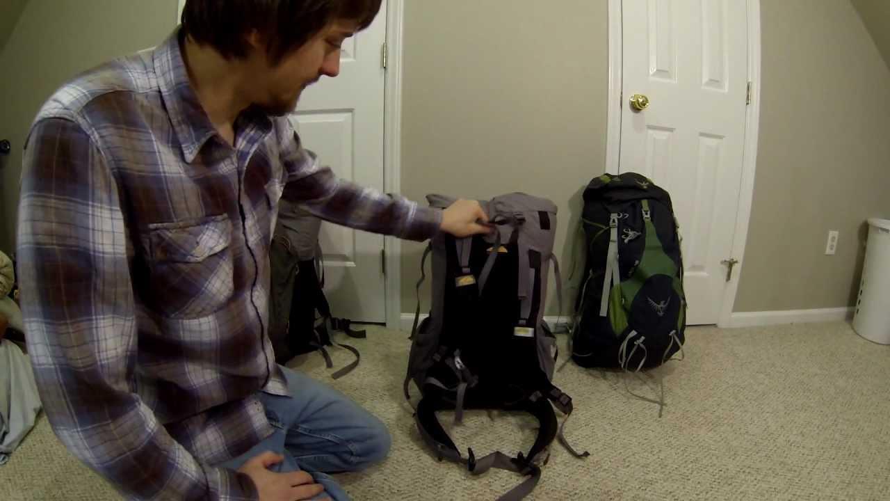 Gear Review Golite Jam 50 Backpack Youtube