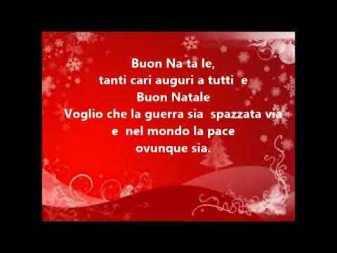 Buon Natale Karaoke.Buon Natale Versione Karaoke Natalizia Di Despacito